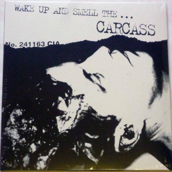 Wake Up And Smell The - Carcass (vinyl)   Køb vinyl/LP