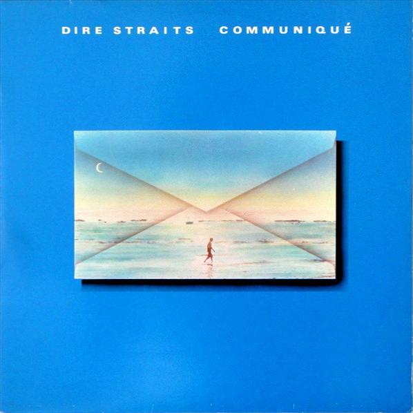 Communiqué - Dire Straits (LP) | Køb vinyl/LP, Vinylpladen.dk