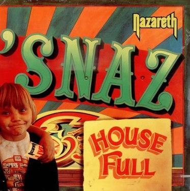 Snaz Nazareth Vinyl K 248 B Vinyl Lp Vinylpladen Dk